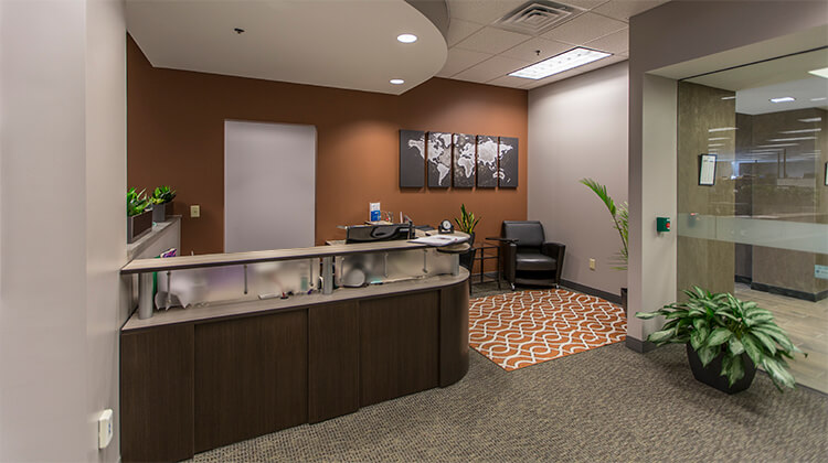 6040 Tarbell Road Corporate Office Space