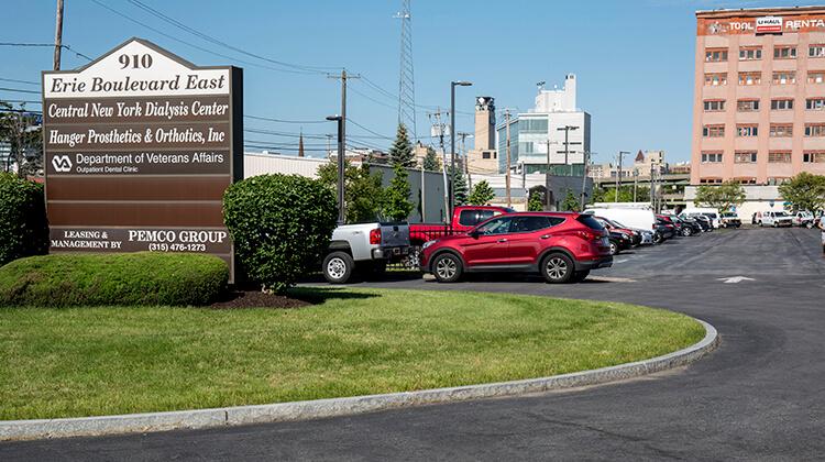 910 Erie Blvd Medical Office