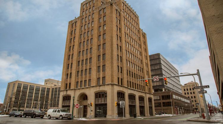 Hills Building Syracuse Corporate Office Space