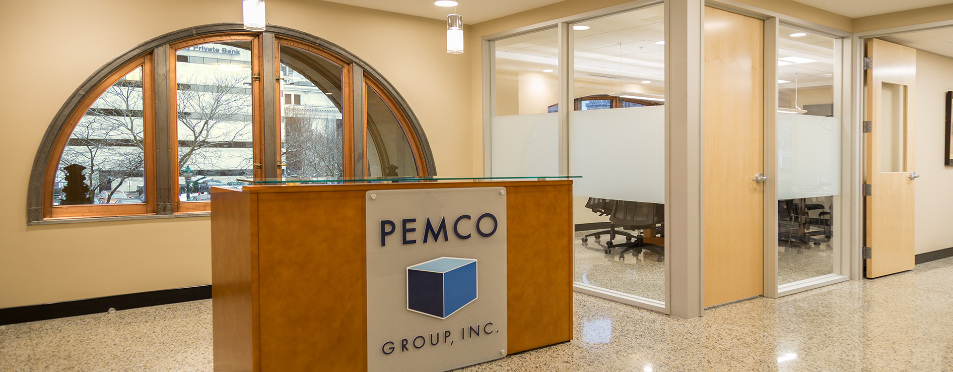 Pemco Group Lobby Area